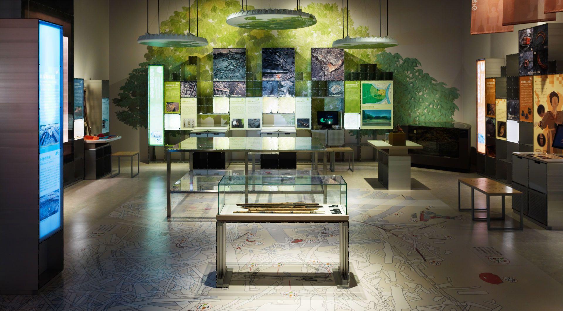 縄文の謎展示室